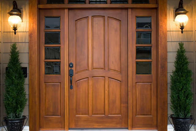 Doors from Florida Building & Stair Supply