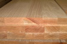 Red Oak Plain Treads