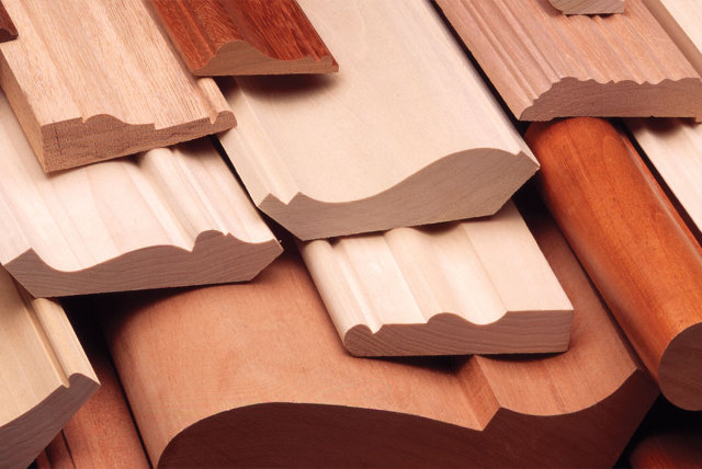 Molding from Florida Builders & Stair Supply