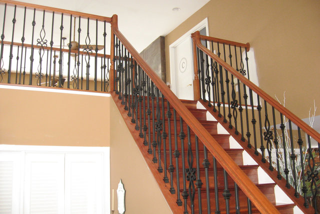 In Home Staircase Take Offs & Measurements