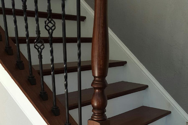 Stair Parts from Florida Building & Stair Supply